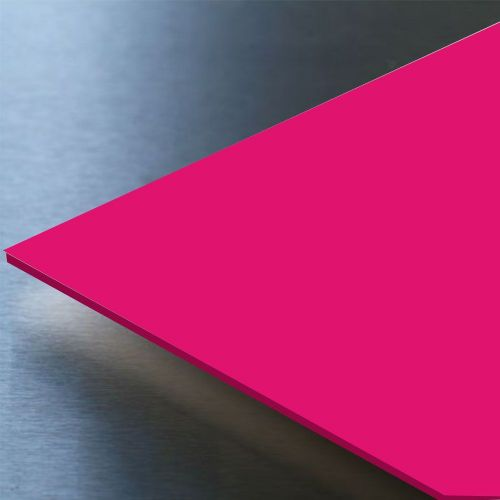 Hygienic Wall Cladding Gloss Fuchsia 10ft x 4ft